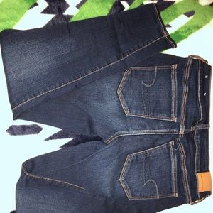 Jegging clean rinse skinny jeans